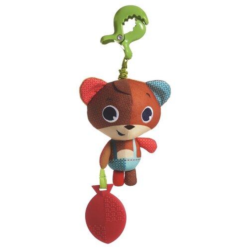 Подвесная игрушка Tiny Love Медвежонок (1114101110) коричневый игрушка подвеска tiny love медвежонок