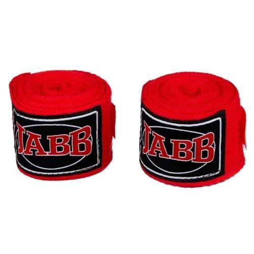 Кистевые бинты Jabb JE-3030 эластичные красный