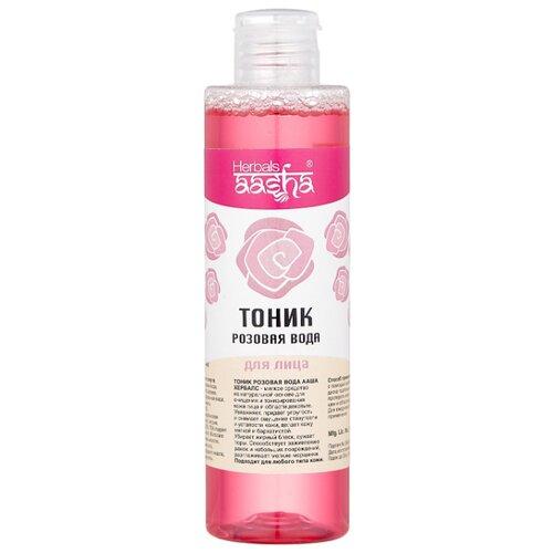 Aasha Herbals Тоник Розовая вода 200 мл