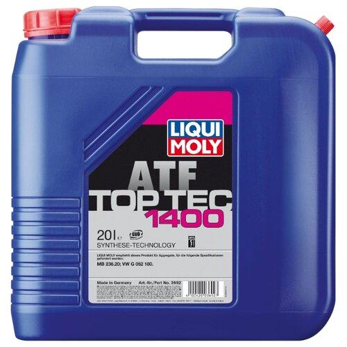 цена на Трансмиссионное масло LIQUI MOLY Top Tec ATF 1400 20 л
