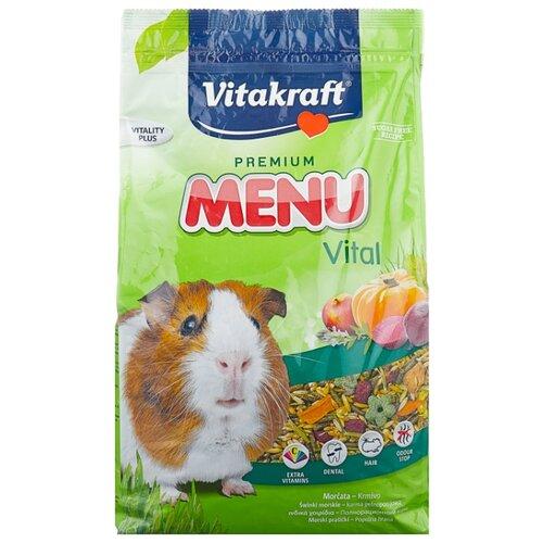 Корм для морских свинок Vitakraft Premium Menu Vital 3 кг