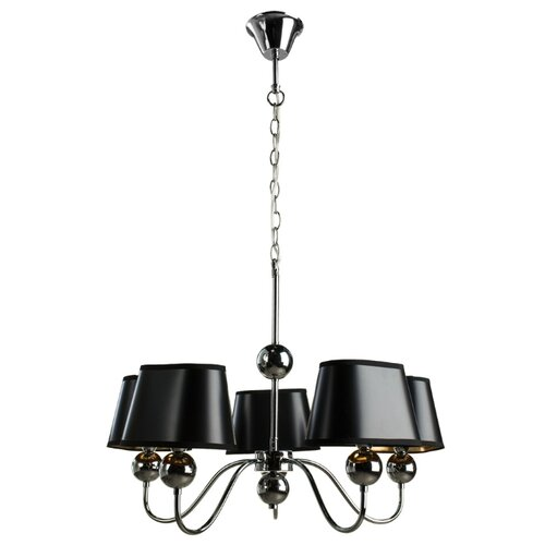 Люстра Arte Lamp Turandot A4011LM-5CC, E14, 200 Вт потолочная люстра dio d arte cremono e 1 2 24 200 n
