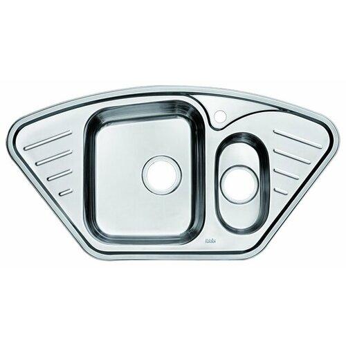 Врезная кухонная мойка 96.5 см IDDIS Strit STR96PCi77 STR96PCi77 хром