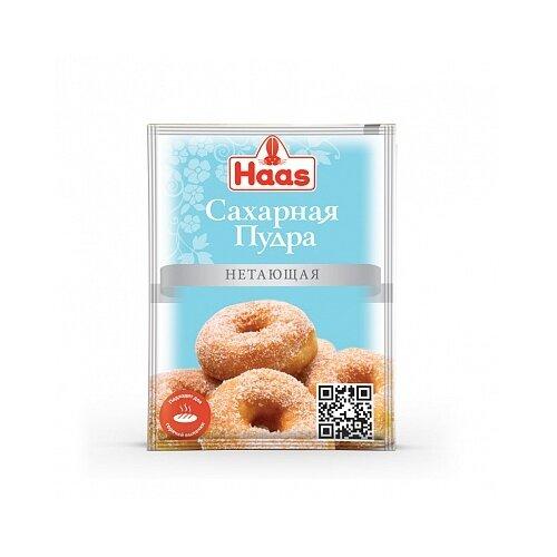 Фото - Haas Сахарная пудра нетающая 80 г желатин пищевой haas 10 г