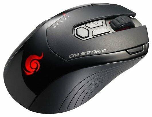 Мышь Cooler Master Inferno Laser Gamer Black USB