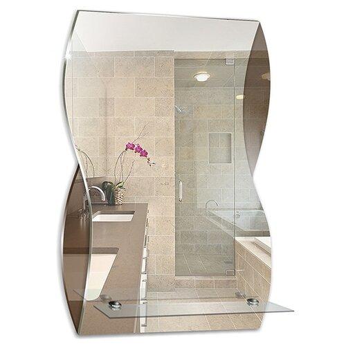 Зеркало Mixline Аква 525005 39.5x60 см без рамы