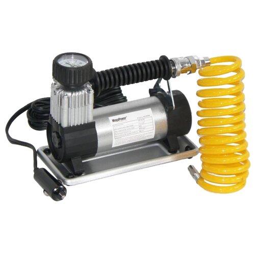цена на Автомобильный компрессор MegaPower M-19010 черный/серебристый