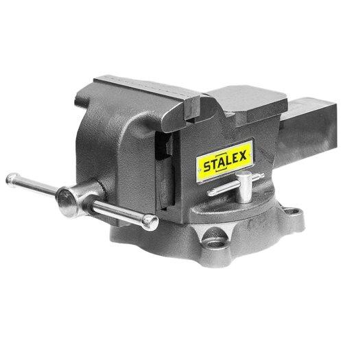 Тиски STALEX Горилла M50D 125 мм подставка под станок sbd 8a sbd 920w stalex s n10238
