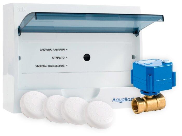 Система защиты от протечек AquaBast коттедж 1