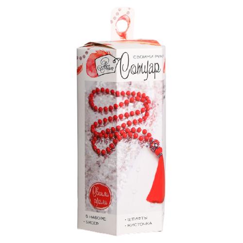 Купить Арт Узор Набор для создания украшений Красный закат (2581767), Наборы для создания украшений