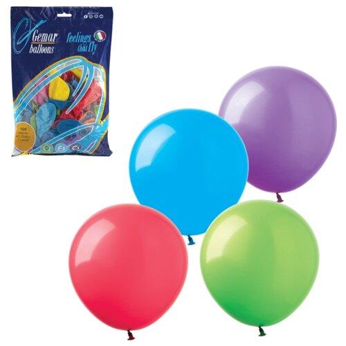 Набор воздушных шаров Веселая затея 1101-0023 (100 шт.)