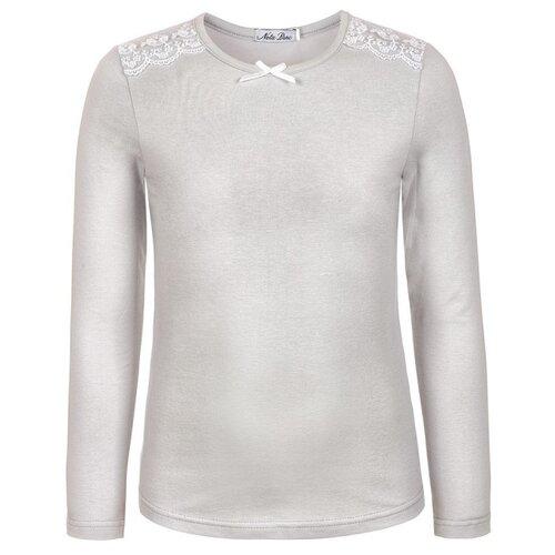 цена на Блузка Nota Bene размер 164, серый
