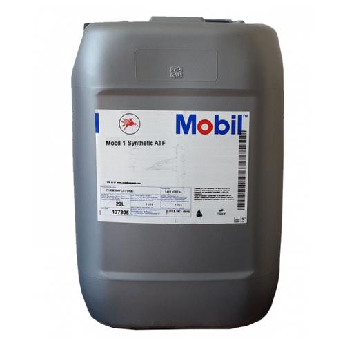 Трансмиссионное масло MOBIL Synthetic ATF 20 л