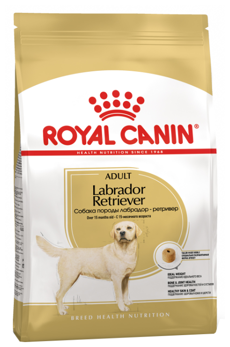 Корм для собак Royal Canin Labrador Retriever Adult