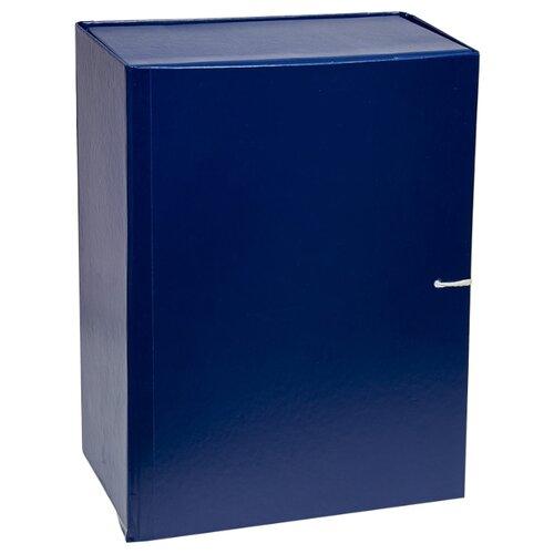 Купить OfficeSpace Папка архивная с жесткими клапанами с 4 завязками A4+, бумвинил, 120 мм в ассортименте, Файлы и папки