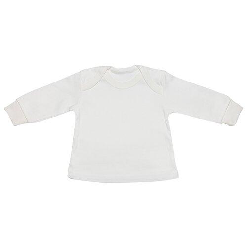 Купить Лонгслив Клякса размер 26-86, экрю, Футболки и рубашки