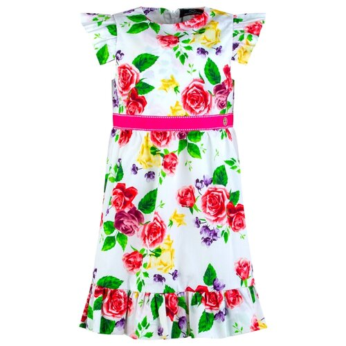 Купить Платье DAN MARALEX размер 104, белый, Платья и сарафаны