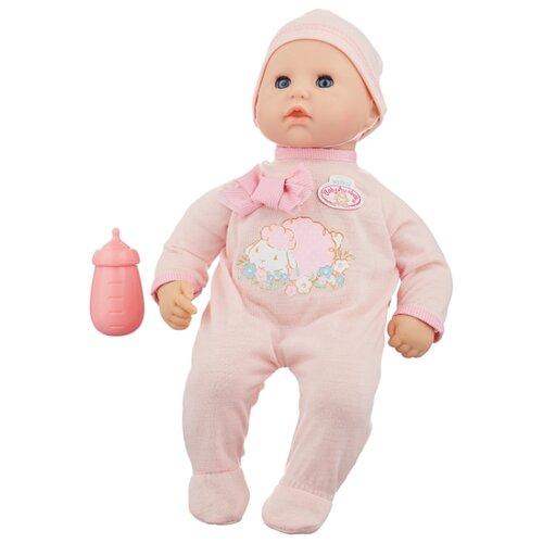 Кукла Zapf Creation Baby Annabell с бутылочкой 36 см 794-463 недорого