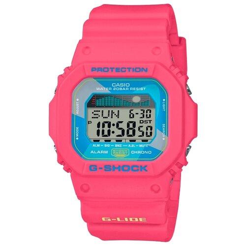 цена Наручные часы CASIO GLX-5600VH-4E онлайн в 2017 году