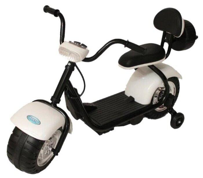 Детский электромотоцикл Barty CityCoco YM708 Белый