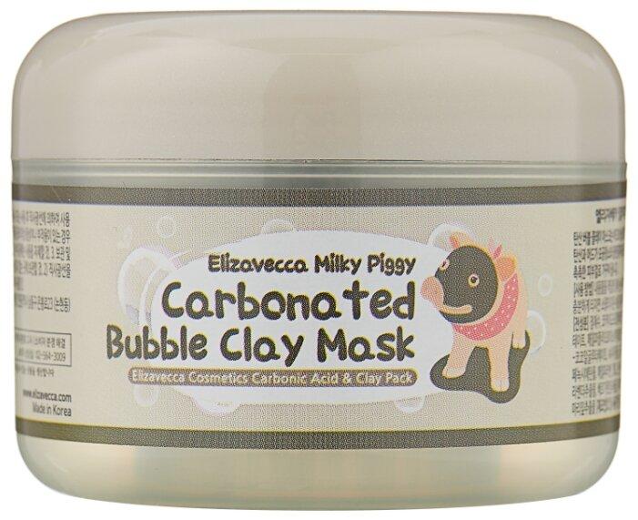 Elizavecca Milky Piggy Пузырьковая глиняная маска