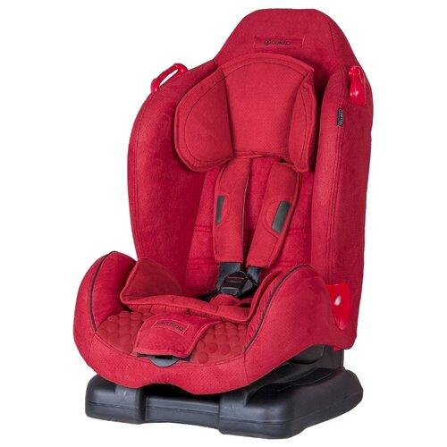 Купить Автокресло группа 1/2 (9-25 кг) Coletto Santino, red, Автокресла
