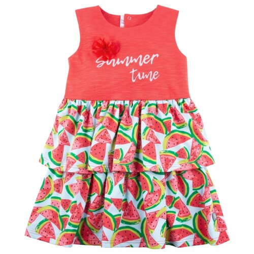 Платье Bossa Nova размер 134, красный