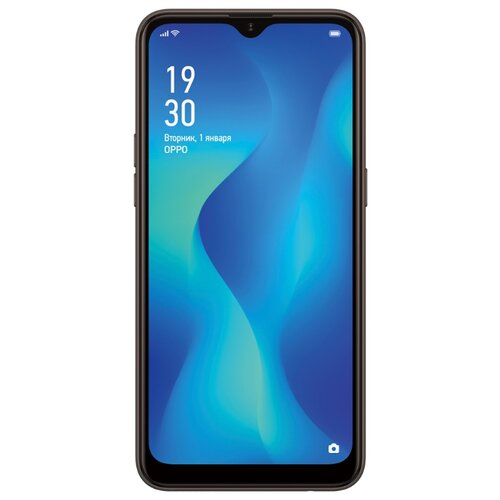 Смартфон OPPO A1k черный смартфон oppo a1k черный 6 1 32 гб lte wi fi gps 3g bluetooth cph1923