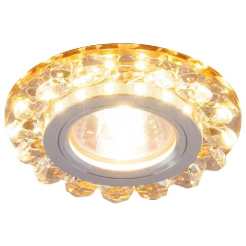 Встраиваемый светильник Elektrostandard 6036 MR16 GD золото светильник navigator под лампу mr16 золото