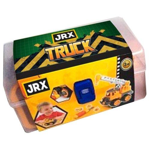 Купить Винтовой конструктор JRX Truck 70637 Подъемный кран, Конструкторы