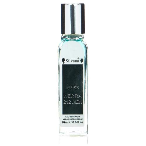 Парфюмерная вода Silvana M863 Herra 212 Men, 18 мл