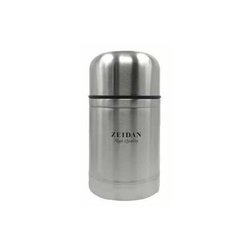 Термос для еды Zeidan Z9035, 0.6 л серебристый