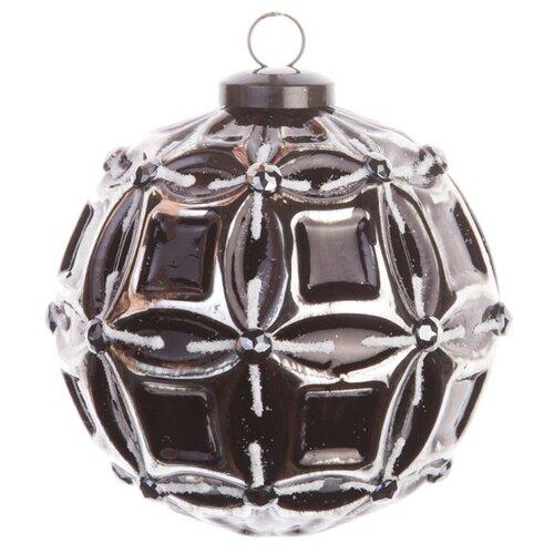 Набор шаров KARLSBACH 07366, черненое серебро