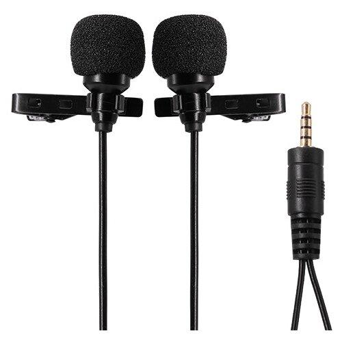 Микрофон петличный Ulanzi DualMic-6M
