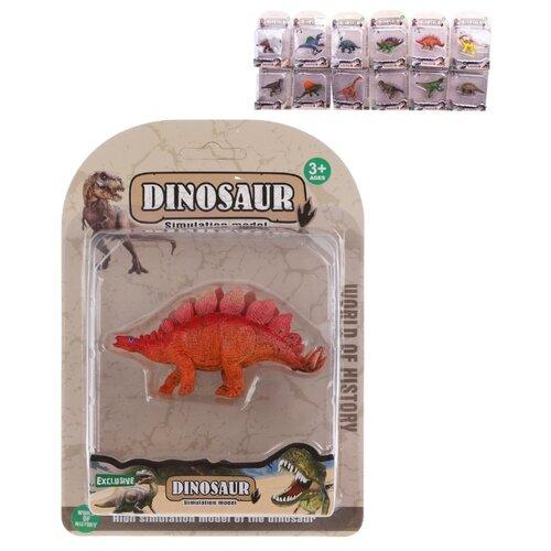 Фото - Фигурка Наша Игрушка Динозавр (TBS033) конструкторы наша игрушка гибкий динозавр 27 деталей