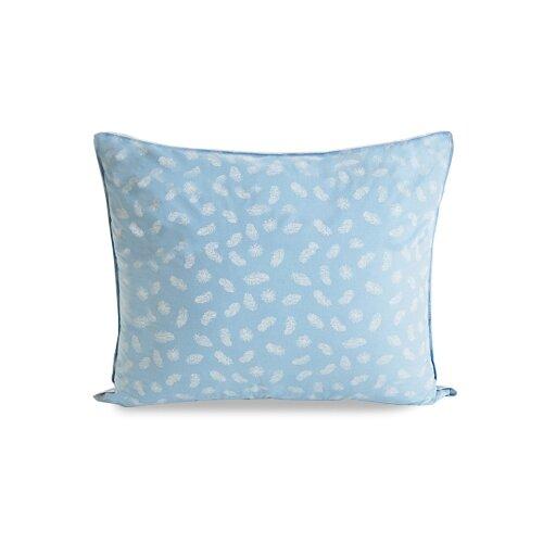 Подушка Легкие сны Донна 57(14)02 50 х 68 см голубой