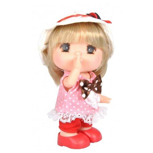 Фото - Кукла Lotus Onda Мадемуазель Mini Gege в розовом сарафане, 15 см, 06022 кукла lotus onda кристина 40 см