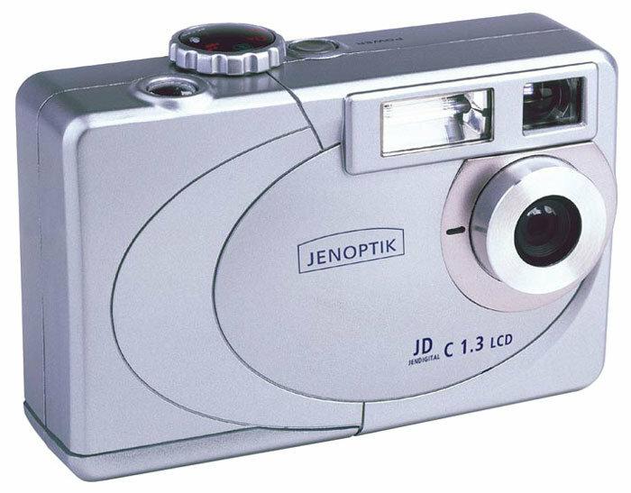 Фотоаппарат Jenoptik JD C 1.3 LCD