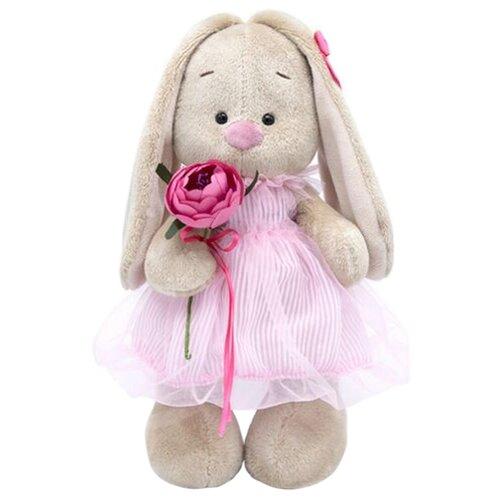 Купить Мягкая игрушка Зайка Ми в платье-баллон 32 см, Мягкие игрушки
