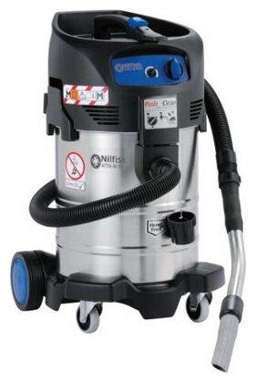 Профессиональный пылесос Nilfisk ATTIX 40-0M PC TYPE 22 1400 Вт