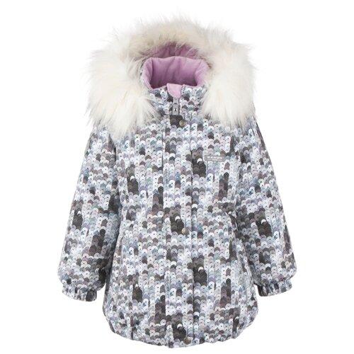 Купить Куртка KERRY Emmy K20431 размер 122, 03820 серебристый, Куртки и пуховики