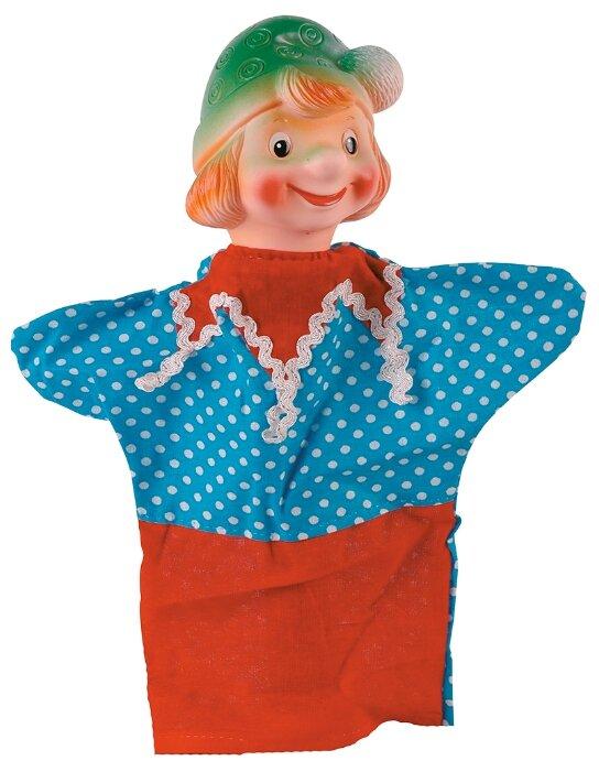 ОГОНЁК Кукла-перчатка Петрушка (С-874) — купить по выгодной цене на Яндекс.Маркете