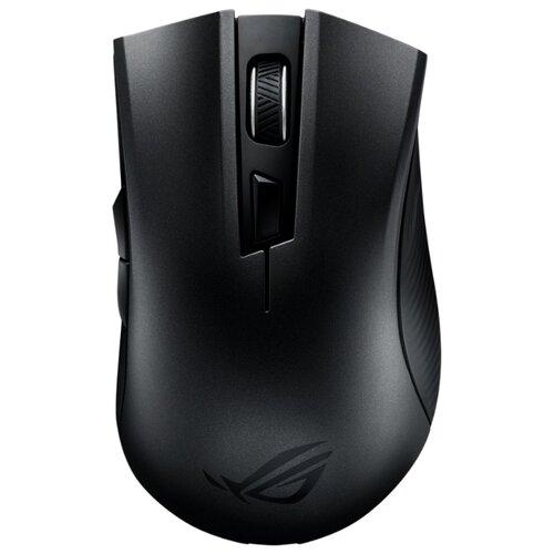 Беспроводная мышь ASUS ROG Strix Carry черный мышь asus rog strix evolve