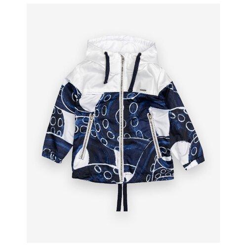 Купить Куртка Gulliver 12004BMC4001 размер 104, синий, Куртки и пуховики