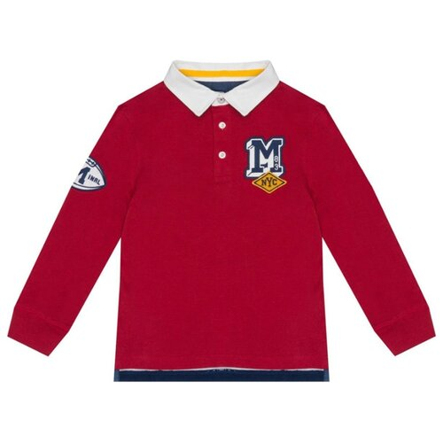 Купить Поло Original Marines размер 104, красный, Футболки и майки