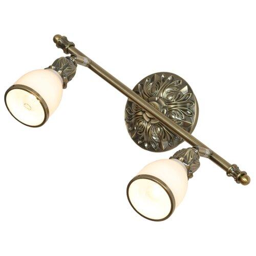Настенный светильник Lussole Furlo LSL-7301-02, 80 Вт цена 2017