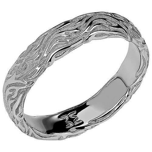 Эстет Кольцо из серебра 01О050337, размер 21 ЭСТЕТ