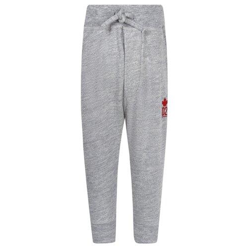 Брюки DSQUARED2 размер 98, серый брюки akimbo серый 46 размер