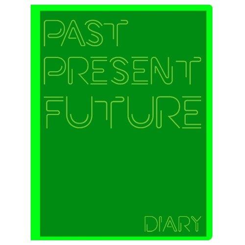 Ежедневник Listoff Paper Art Jelly Book недатированный, А5, 136 листов, сочный зеленый фото