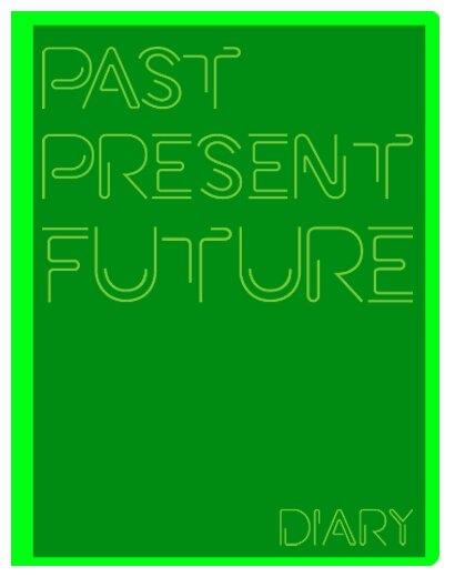 Ежедневник Listoff Paper Art Jelly Book недатированный, А5, 136 листов, сочный зеленый